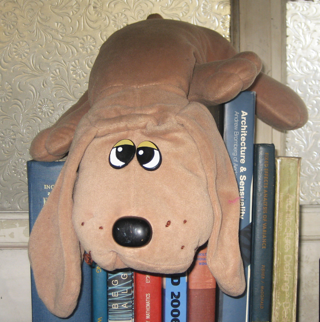 Percy s World of Toys Series 2 4030 Pound Puppy Light Brown