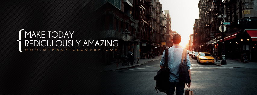 Facebook Cover Photo: Amazing Facebook Cover