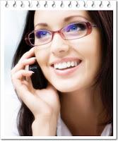 model kacamata untuk wajah bulat