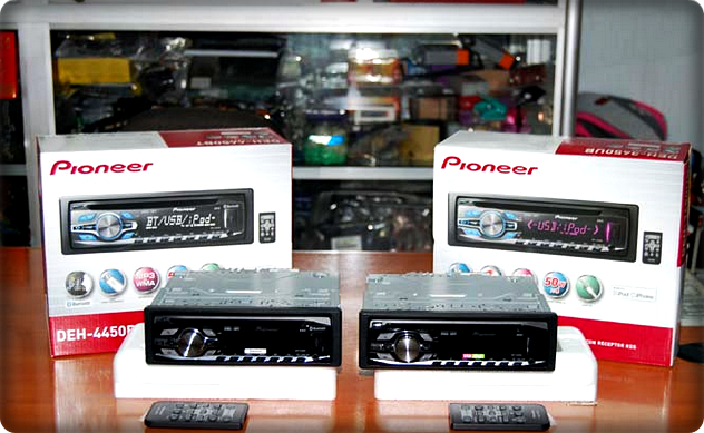 Harga Audio Mobil Pioneer Harga Audio Mobil Pioneer