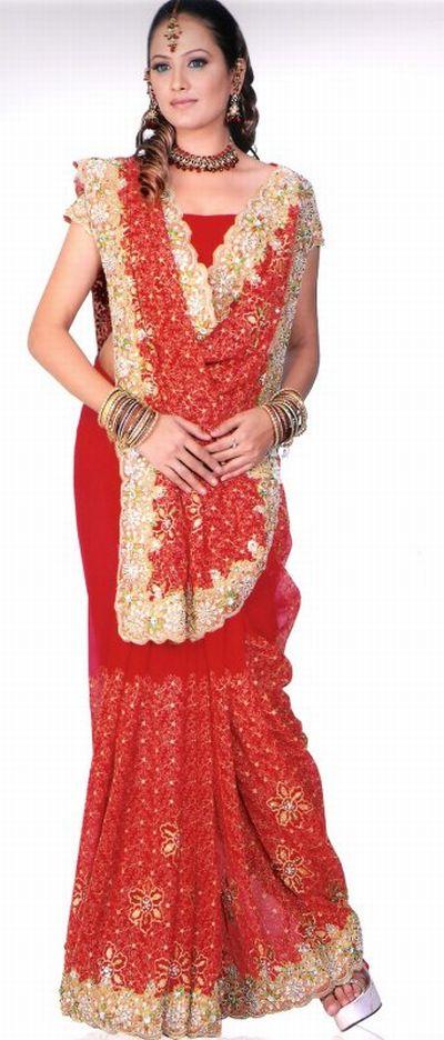 Fashion Move Style Tips Indian Wedding Sari