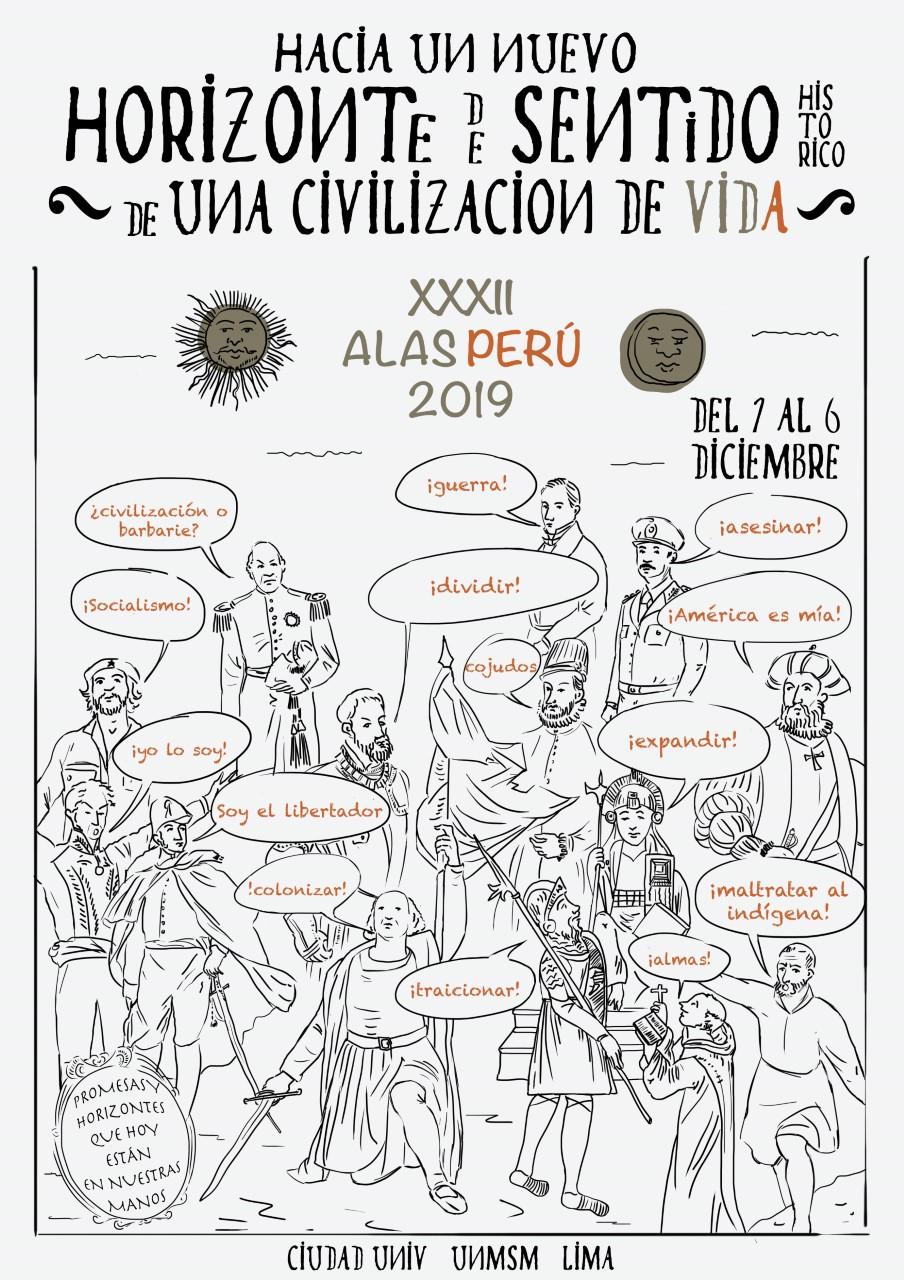 XXXII Congreso Latinoamericano de Sociología - Lima
