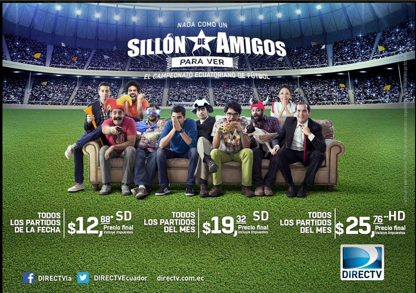 Un sillon de amigos