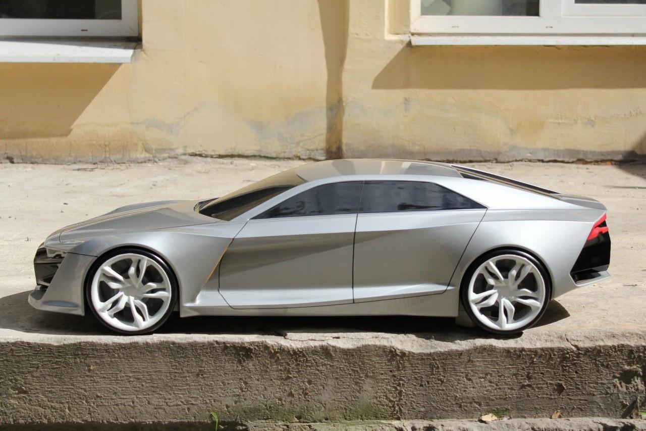 Autooonline Magazine Audi R9