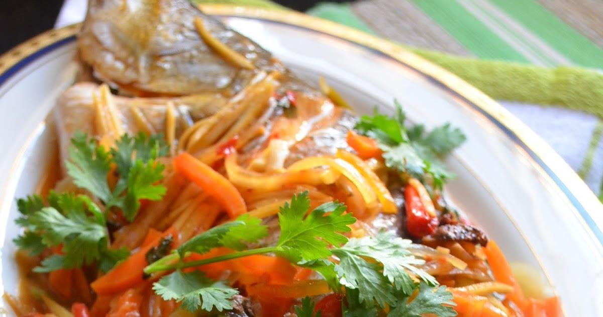 Image Result For Resepi Ikan Kukus Asam Boi