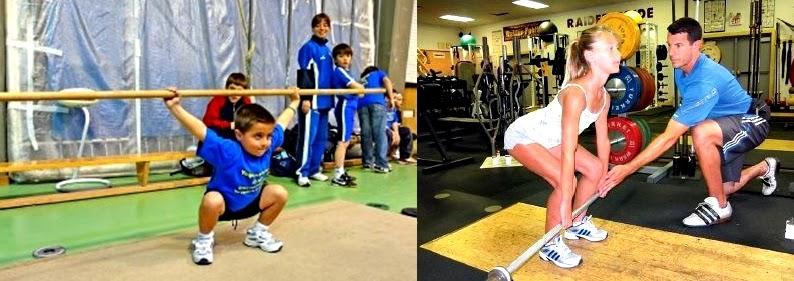 Gua de ejercicio para adolescentes - Ejercicio y deporte