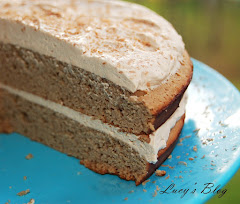 Cake (yes, it's low carb!)