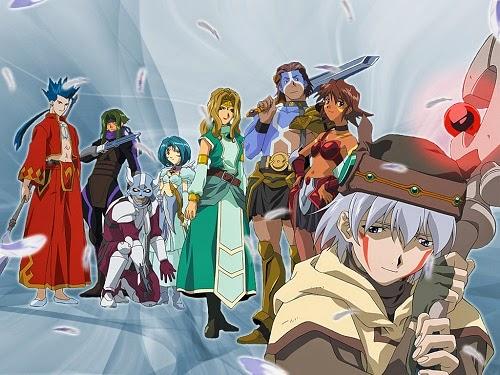 Anime Mirip Sword Art Online