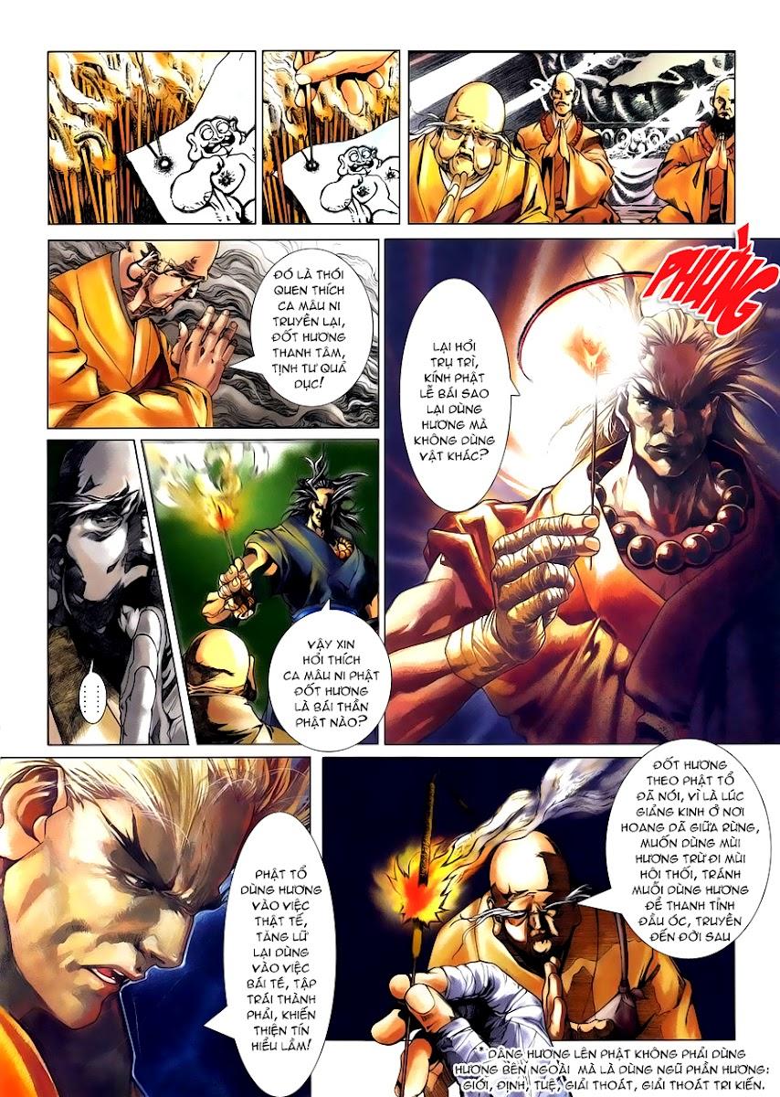 Lục Đạo Thiên Thư chap 1 - Trang 7