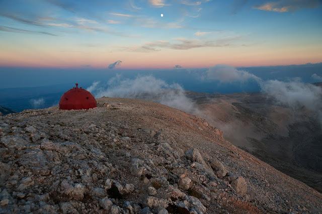 Bivacco Pelino al Monte Amaro