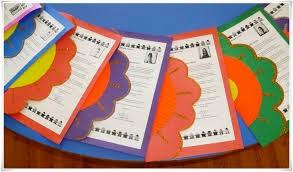 Anasınıfı gelişim raporu / karne süsleme,Okul öncesi karne süsleme