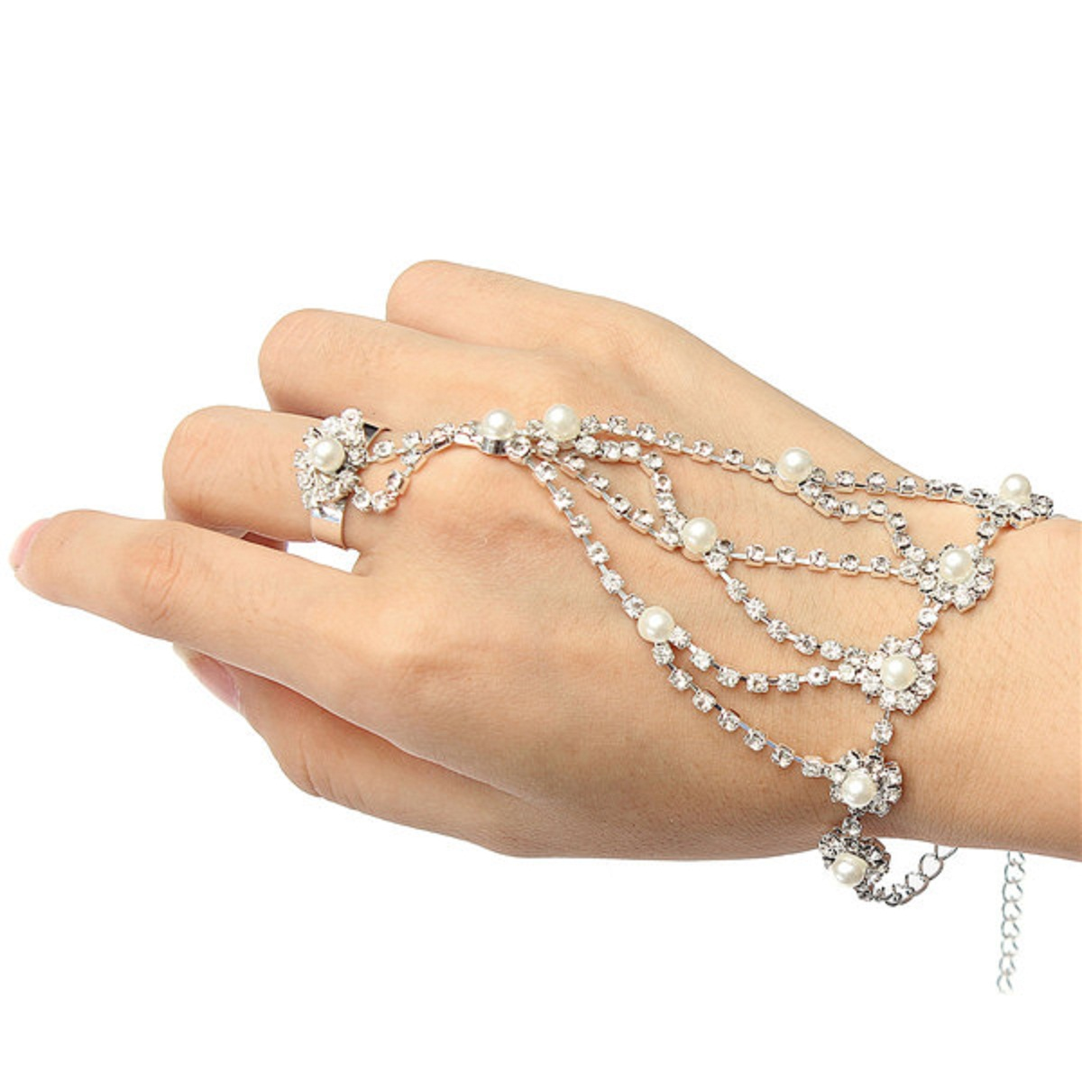 Beautiful Bracelet Ring chain Images HD Wallpaper - all 4u wallpaper