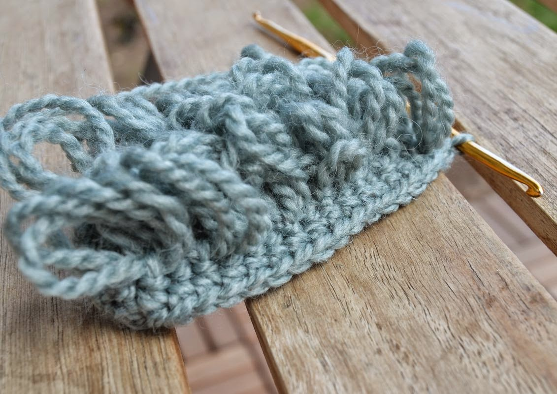 How do you make a crochet loop stitch? LillaBj?rns Crochet World