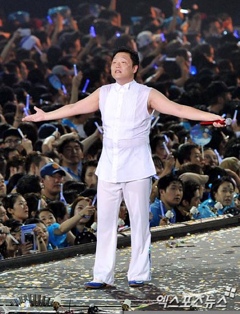 "Psy, ""Oppa Gangnam Style"""