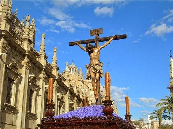 Stmo Cristo de la Buena Muerte - Sevilla