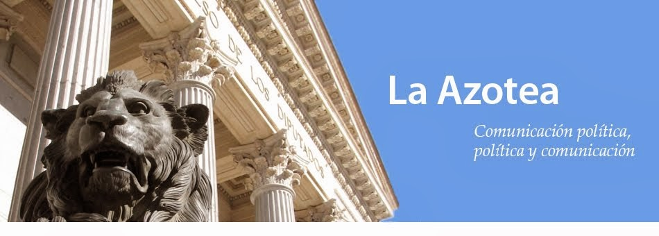 La Azotea: comunicación política.
