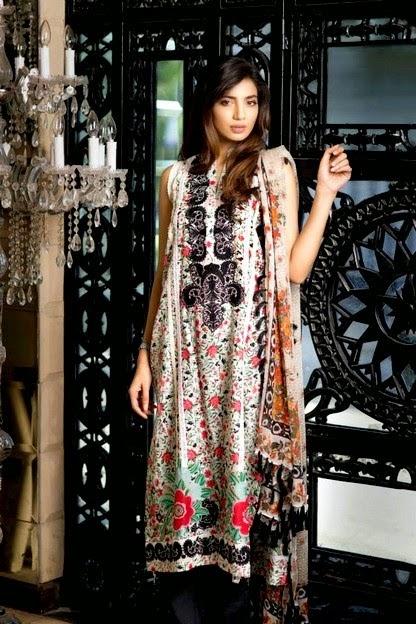 Khaadi Eid Collection 2014