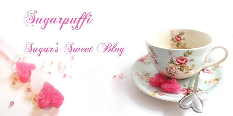 Sugar's Sweet Blog