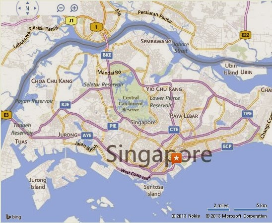 how to go singapore casino