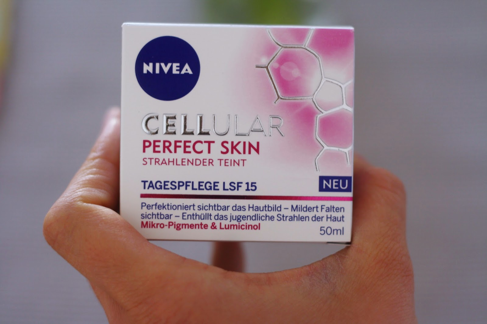 Nivea Cellular Perfect Skin