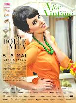 V for Vintage, La Dolce Vita  5-6 mai 2012 Sala Dalles