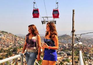 Dicas de turismo Rio de Janeiro cena da novela Salve Jorge no Complexo do Alemão