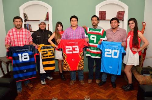 El Intransigente promueve la práctica de rugby en Salta y Jujuy
