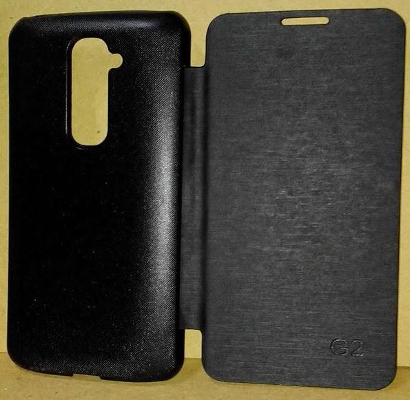 Jual Leather Case Jual Flip Cover Case LG Optimus G E975