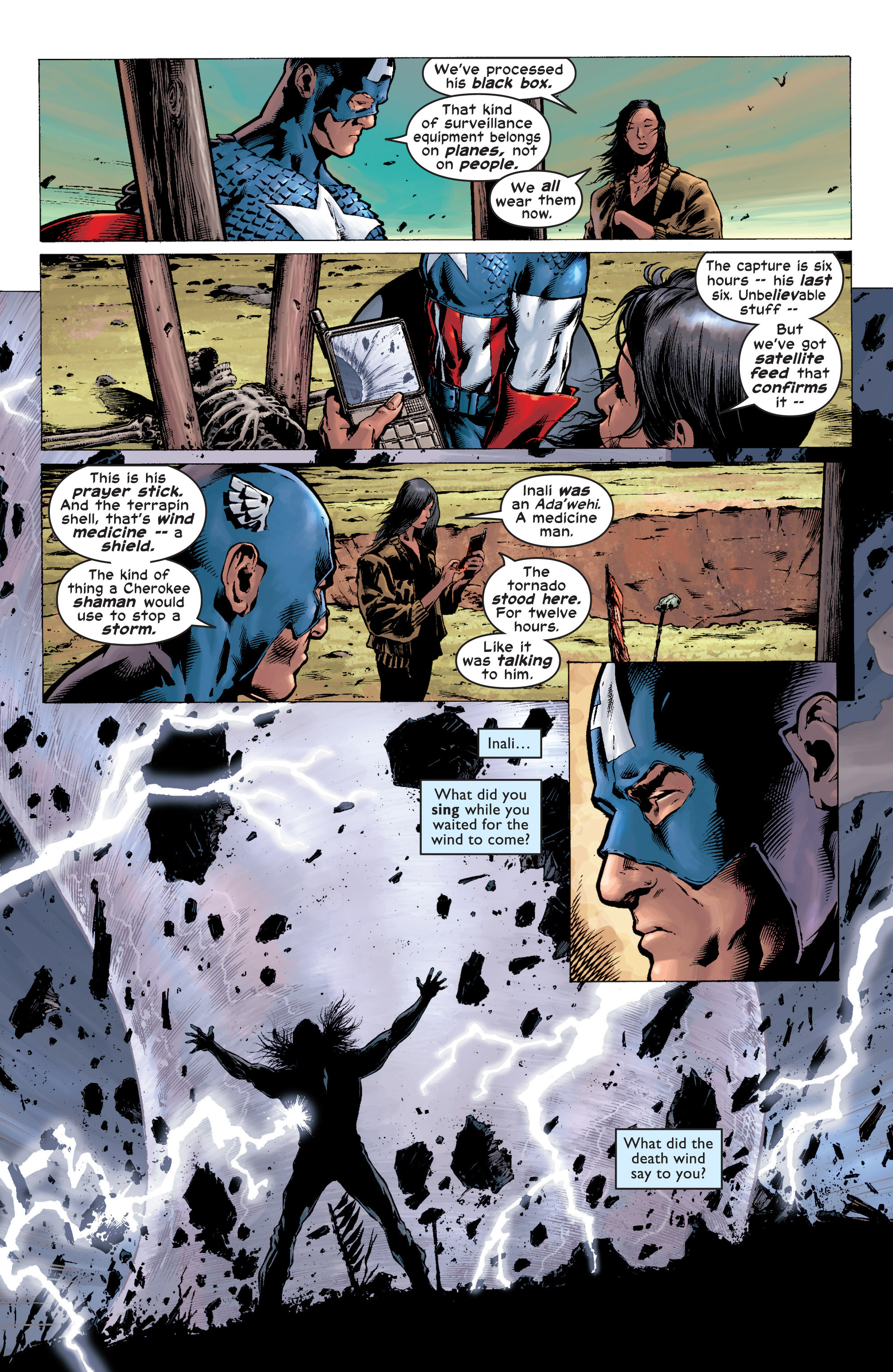 Captain America (2002) Issue #7 #8 - English 19