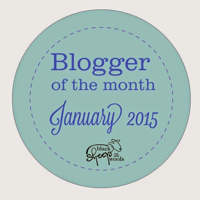 Black Sheep Wools Blogger of the Month