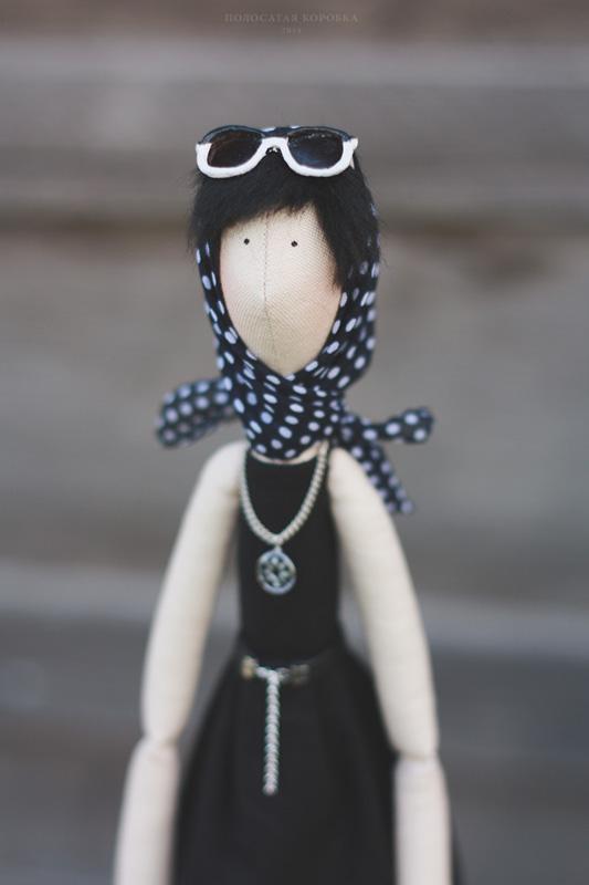 Портретная кукла по фотографии