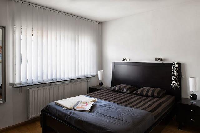 sobrio dormitorio