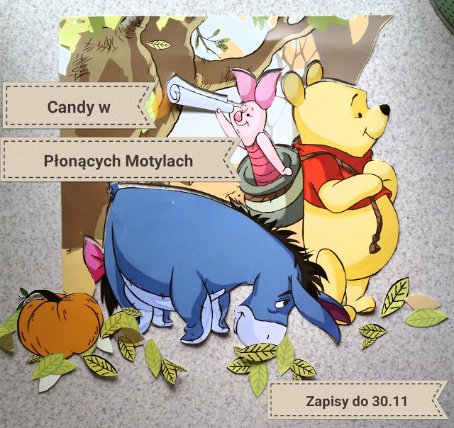 Candy u Ani w Płonących Motylach