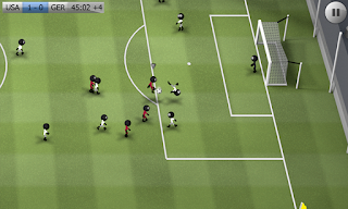 Game Stickman Soccer Terbaru