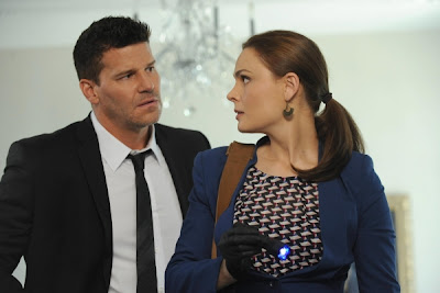 Bones S09E01. The Secrets In The Proposal