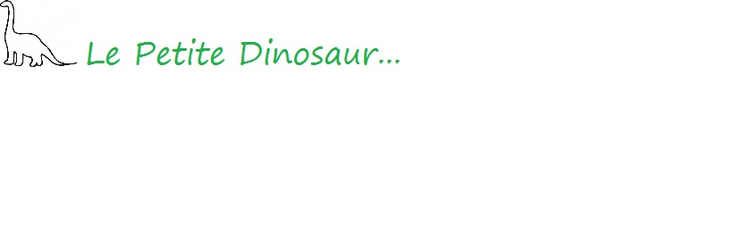 Le Petite Dinosaur
