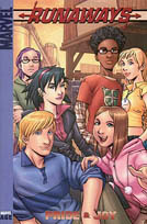 The Runaways Vol. 1: Pride& Joy by Brian K. Vaughan