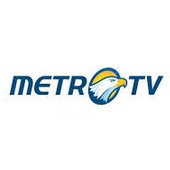Logo PT Media Televisi Indonesia (Metro TV)