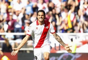 rayo vallecano 2014
