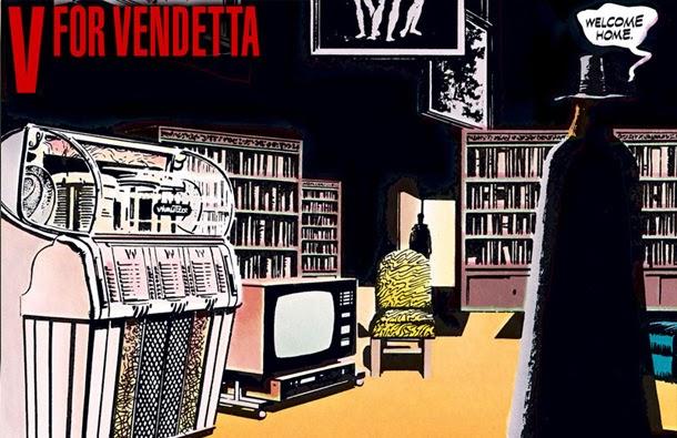 """Las 10 mejores frases de """"V de Vendetta"""", el cómic de Alan Moore y David Lloyd"""