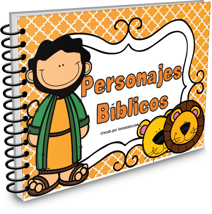 Personajes Bíblicos para niños de 6 a 8 años