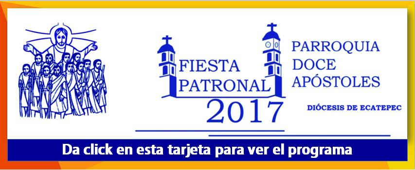 FIESTA PATRONAL