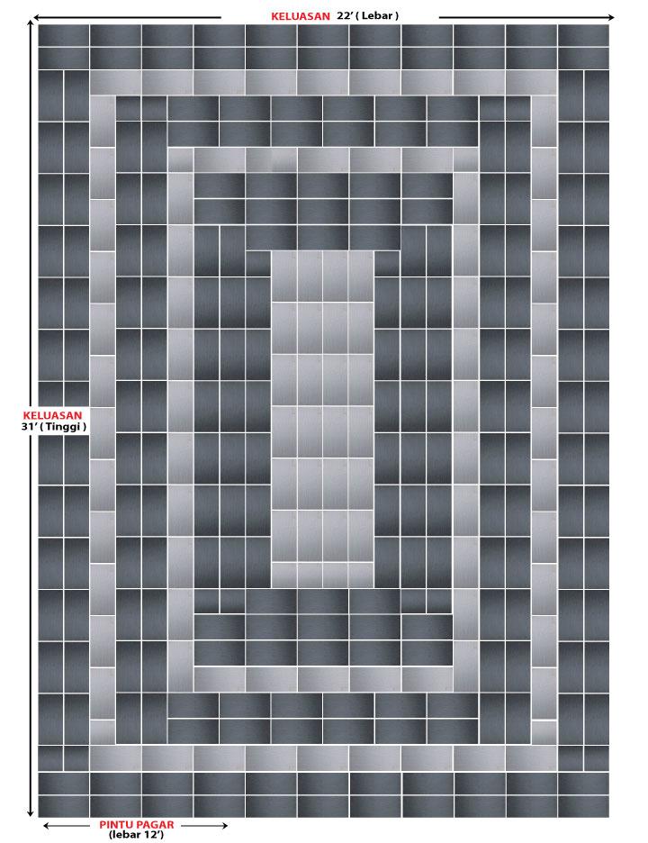Ukuran Rumah 6x6 - Rumah Minimalis Modern