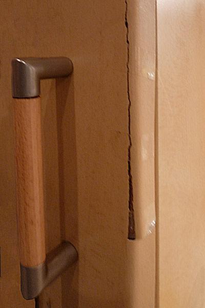 Wir renovieren Ihre Küche : Dekor der Fronten löst sich nach ...