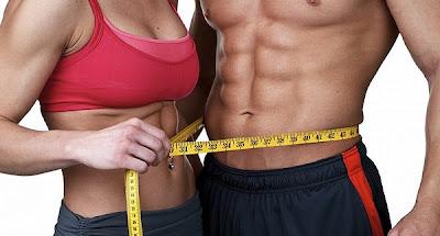 Camino para perder peso