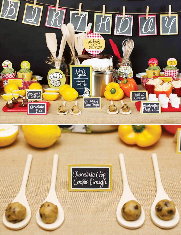 Fiesta de chef imagui for Chef themed kitchen ideas