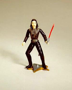 Star Trek Playmates Prototype Keiko
