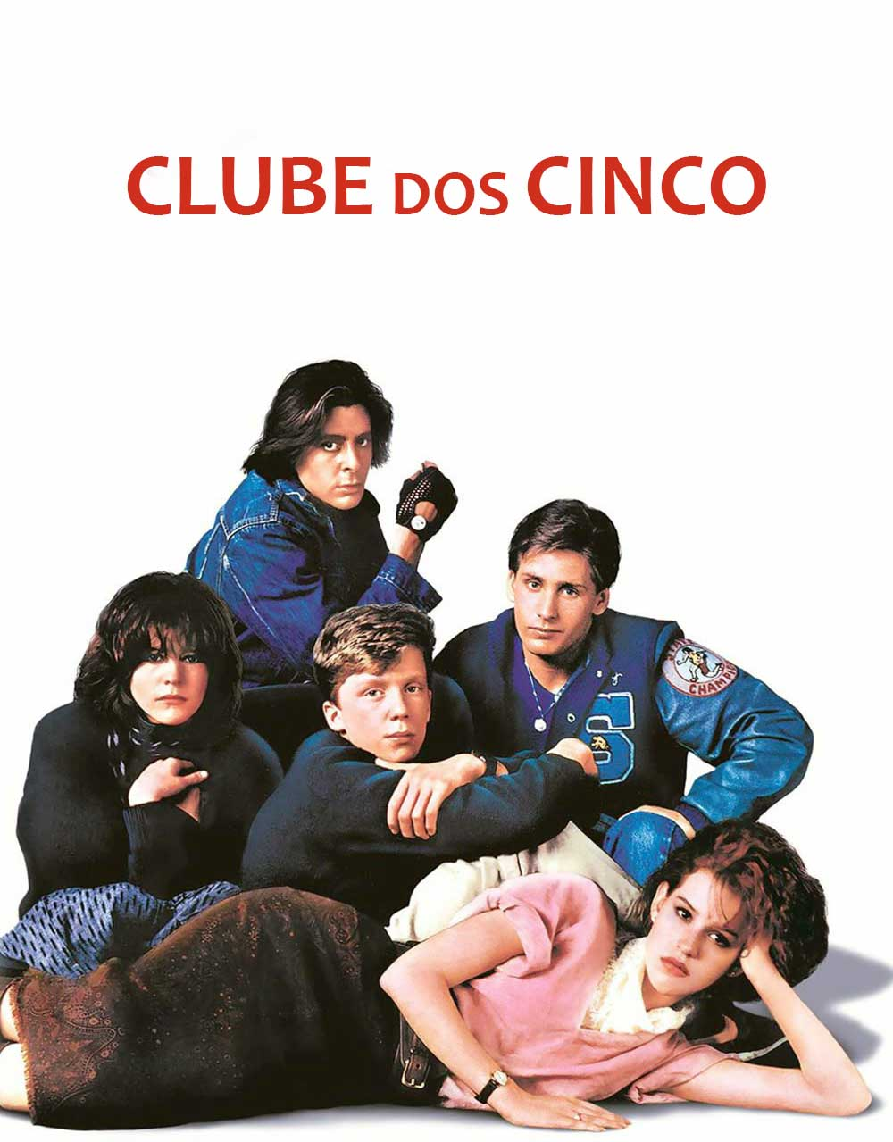 Clube dos Cinco Torrent - Blu-ray Rip 720p e 1080p Dual Áudio (1985)