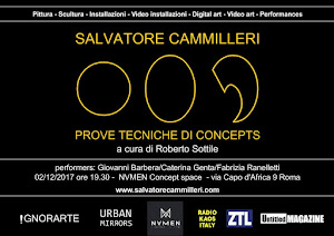PROVE TECNICHE DI CONCEPTS. SALVATORE CAMMILLERI