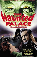 The Haunted Palace 1963 cover